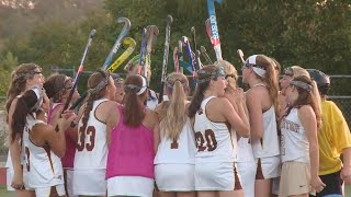 From softball to field hockey, team chemistry equals success in Stonington