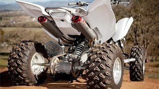 10. Yamaha Raptor 700 Exhaust review