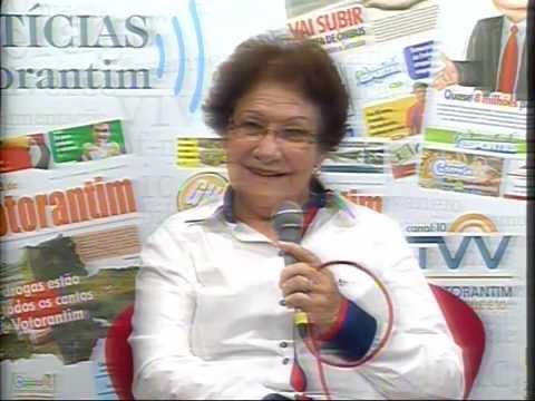 Debate dos fatos na TV Votorantim Ana Criguer