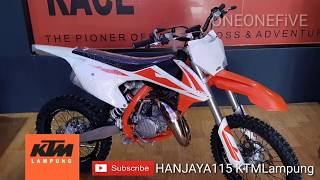 8. Ktm 85 SX 2019 Motocross mxgp Review