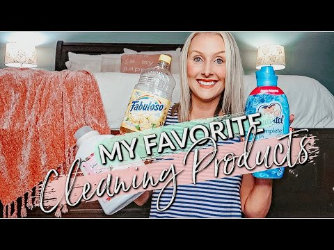 *NEW CLEANING PRODUCTS 2019|MY FAVORITE CLEANING PRODUCTS|CLEANING MOTIVATION