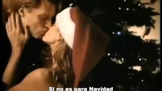 Download Lagu PLEASE COME HOME FOR CHRISTMAS  ( Jon Bon Jovi ) 1992 Subtitulos en Españo y Sonido Masterizado Mp3