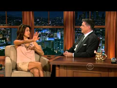 Grace Park on The Late Late Show with Craig Ferguson (11 Feb 2013)