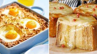 4 Easy Weekend Brunch Recipes by Tastemade