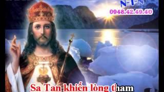 Karaoke THANH CA  ON SANG TAO