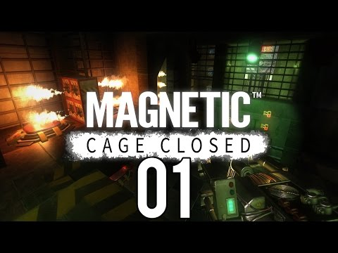 Magnetic : Cage Closed Xbox One