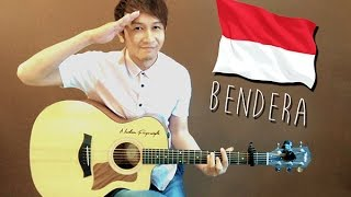 (Cokelat) Bendera - Nathan Fingerstyle | Guitar Cover Video