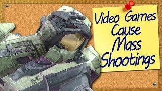 Video Violent Video Games Cause Mass Shootings MP3, 3GP, MP4, WEBM, AVI, FLV Desember 2018