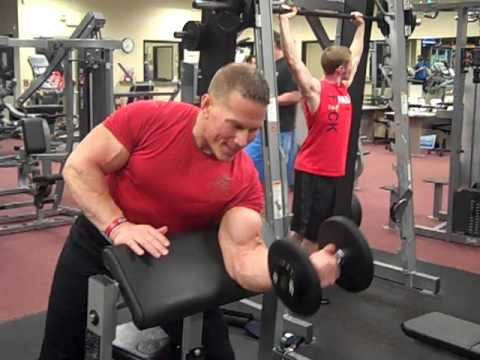 BICEPS - You can train with me at my
