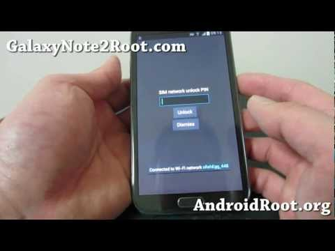 , title : 'How to Unlock SIM on Galaxy Note 2/Galaxy S3!'