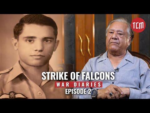 Strike of Falcons | War Diaries | Episode 2
