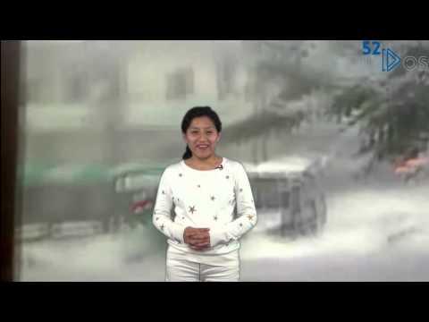 #52Segundos - Recomendaciones para manejar bajo la lluvia