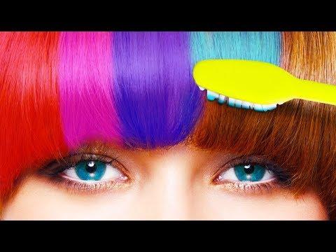 25 truques de cabelos