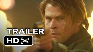 Blackhat Trailer 1  2015    Chris Hemsworth Action Movie Hd