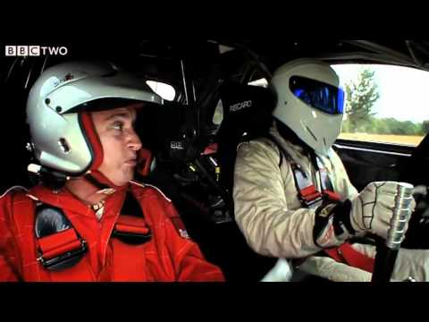 The Ashes Part 2: Rally Race - Top Gear Series 16 Episode 2 - BBC Two