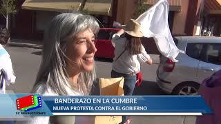 VIDEO CON ENTREVISTA REALIZADA HOY 14 OCT: DECLARACIONES DE ALICIO LUEGO DE LA MARCHA DE LOS COMERCIANTES