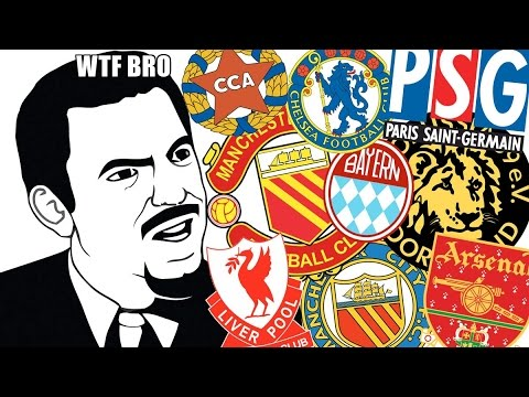 10 Best And Worst Football Club Logo Changes