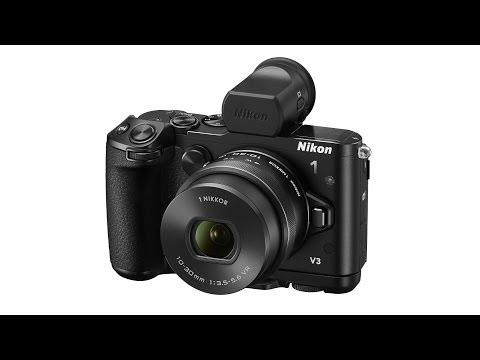 Nikon 1 V3, 10-30 VR, and 70-300 VR Preview