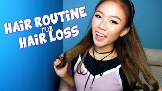Hair Loss Routine (Bahasa Indonesia) • By QUERRAMELLCA