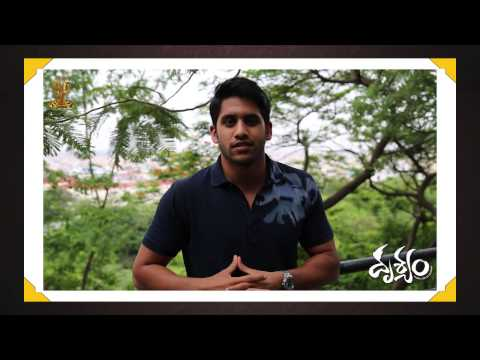 Naga Chaitanya  about Drishyam Success