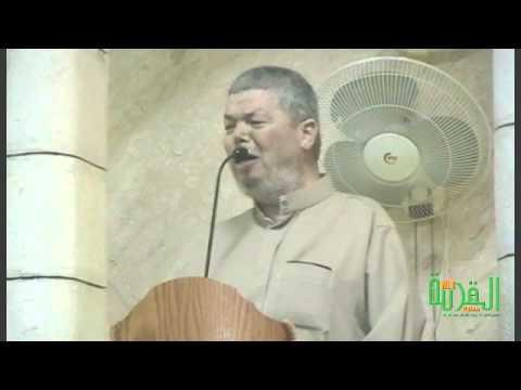 خطبة الجمعة لفضيلة الشيخ عبد الله 20/7/2012