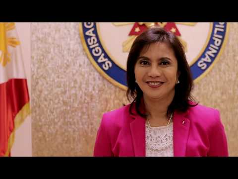 VP Leni Robredo for ANCOP Global Walk 2017