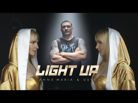ANNA MARIA - LIGHT UP (Official Video with Aleksandr Usyk)