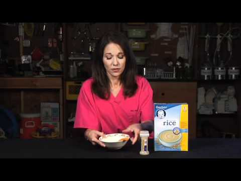 How to Prepare Rice Cereal – DadLabs Video