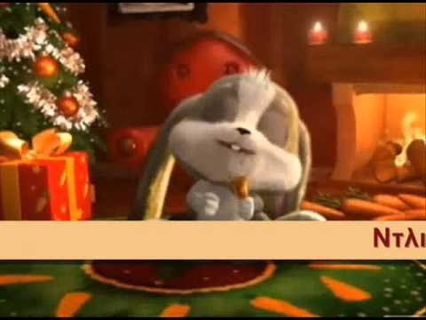 Χριστουγεννιάτικο τραγούδι από τον Σνούφελ το λαγουδάκι