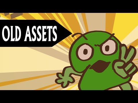 BFB 16 but it's Old Assets