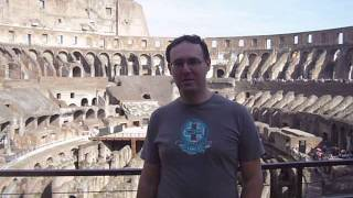 Pavel Ruzička Řím