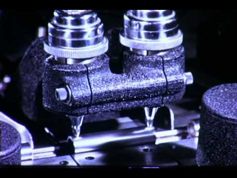automation - Short educational film from General Electric on the benefits of industrial automation. Topics include automatic handling, making, inspection, assembling,test...