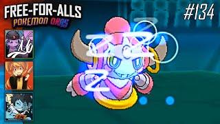 Pokémon Omega Ruby & Alpha Sapphire FFAs #134 Feat. TheHeatedMo, FeintAttacks & GlowlHD by King Nappy