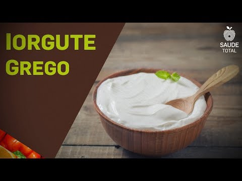 Iogurte Grego | Vitaminas | Saúde Total