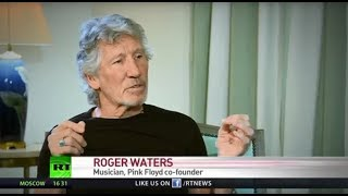 Roger Waters: White Helmets is a deep rabbit hole