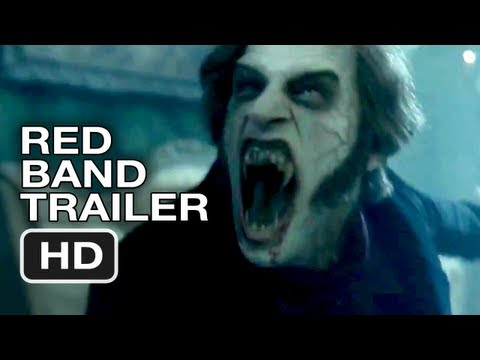 Abraham Lincoln: Vampire Hunter Red Band Trailer