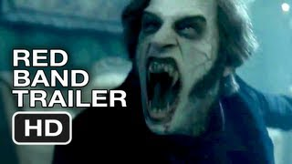 Nonton Abraham Lincoln Vampire Hunter Red Band Trailer (2012) - HD Movie Film Subtitle Indonesia Streaming Movie Download