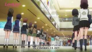 Nonton Love Live! The School Idol Movie - Official Trailer (In Cinemas 15 Oct 2015) Film Subtitle Indonesia Streaming Movie Download