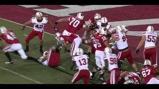 Montee Ball vs Nebraska (2011)