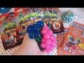 SQUISHY ORBIIZ con SLIME  Stupendi Cambiano Colore!!! E Animaliens Blind bags!!!