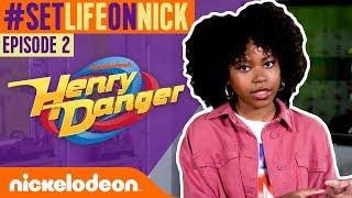 Video Riele & Henry Danger Cast Talk School Life + BTS Secrets Ep. 2 🎥  | #SetLifeOnNick MP3, 3GP, MP4, WEBM, AVI, FLV Desember 2018