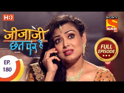 Jijaji Chhat Per Hai - Ep 180 - Full Episode - 17th September, 2018