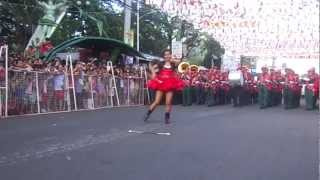 Download Lagu Angono Band Competition 2012 - St. Clement Symphonic Band - Solo Majorette Mp3