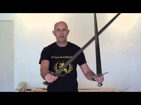 Wielding - A quick a dirty look at so-called 'dual wielding', ie. using two swords together. In fact there are lots more things that could be said on this topic, but I ...