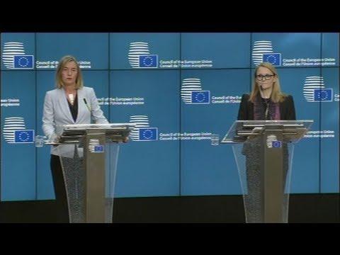 Φ. Μογκερίνι: Ελπίδα να υπάρξει ταχεία και θετική επίλυση στο ζήτημα των δύο Ελλήνων στρατιωτικών