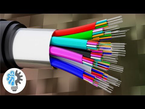 Optical fiber cables, how do they work?
