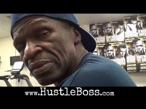 Mayweather Sr. talks Floyd vs. Canelo, 152 lb. catchweight, and Alvarez not being on Floyd's level