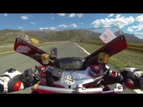 Patrick Salamon - Rijeka On Board - Ducati 1098s - Canevon Cup