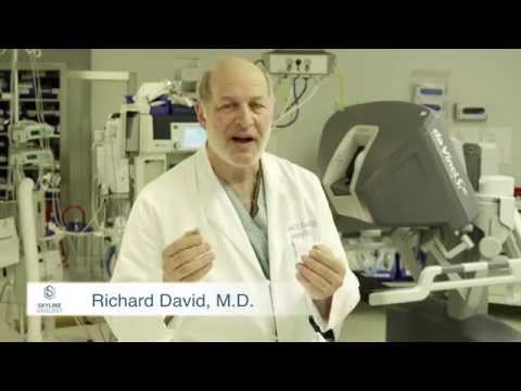 Skyline Treatments: DaVinci Robotic Surgery