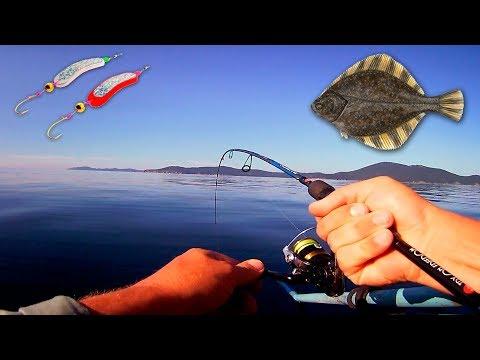 джиг с лодки видео
